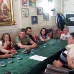Tuğgeneral Arı'dan EBED'e ziyaret