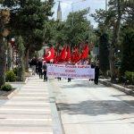 19 Mayıs Atatürk'ü Anma ve Gençlik ve Spor Bayramı'na doğru