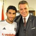 Beşiktaş'ta sıra Aras Özbiliz'e geldi