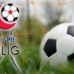1. Lig'de ilk hafta maçlarının programı açıklandı