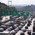 Köprü ve otoyol gelirleri 500 milyonu aştı