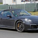 Porsche 911 GTS casusa yakalandı!