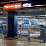 TeknoSA'dan bir haftada dört mağaza