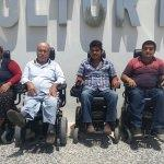 Manavgat'ta engelli 4 vatandaşa akülü araç verildi