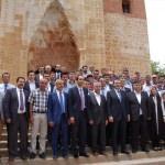 Eski Kültür ve Turizm Bakanı Ünal, Eshab-ı Kehf'te