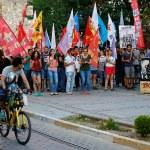 Antalya'da Gezi Parkı eylemi