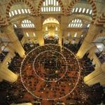 """Mimar Sinan'ın """"ustalık eseri"""" ramazana hazır"""
