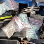Gölyaka'da uyuşturucu operasyonu