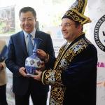 Antalya Kazaklara tanıtılacak