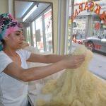 Aksaray'da kadayıf satışları üçe katladı