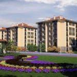 TOKİ'den işçi kentinde 524 konut