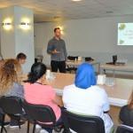 Edirne'de temel iş sağlığı ve iş güvenliği eğitimi
