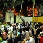 Tarihi namazgâh ilk teravihle açıldı