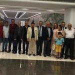 Mardinliler'den Avrasya'ya destek sözü