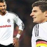 Beşiktaş'a Mario Gomez'den RED!