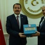 Memur-Sen'den Başbakan Yıldırım'a Kilis Raporu
