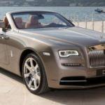 Rolls-Royce Dawn Türkiye'de!