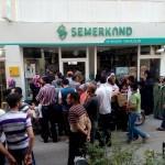 Seydişehir'de gıda yardımı
