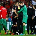 Başbakan'dan Arnavut futbolculara tarihi söz!