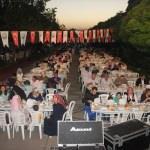 Gölbaşı Belediyesinden mahalle sakinlerine iftar