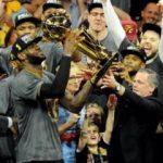 NBA Şampiyonu Cleveland Cavaliers oldu! Cavaliers 93 – 89 Golden State