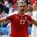 Shaqiri'den Polonyalı oyunculara salvo