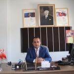 Başkale Milli Eğitim Müdürü Samsa, göreve başladı
