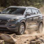 Hyundai Tucson çarpışma testinde!