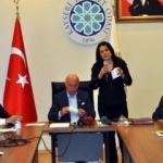 Türkiye'de ilk kez karekodlu pastırma- sucuk