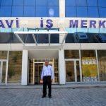Bitlis'te yapılan iş merkezi il ekonomisine katkı sağlıyor