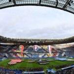 EURO 2016 finalinde ilginç görüntüler