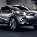 Toyota CH-R'nin Avrupa hedefi