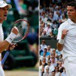 Wimbledon'da finalin adı: Murray-Raonic