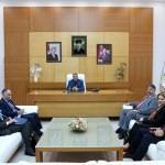 Irak'ın Ankara Büyükelçisi Al-Alawi Sakarya'da