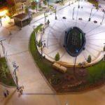 AVM yerine park inşa ettiler