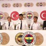 Fenerbahçe üç isme imza attırdı!