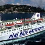 Piri Reis Üniversitesi Gemisi 2. seferine çıktı