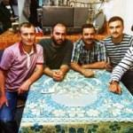 Liverpool'un Türk yıldızı köy kahvesinde!