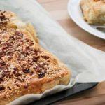 Karnabaharlı milföy börek tarifi