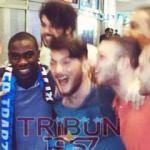 Yeni transfer İstanbul'a indi! Coşku seli...