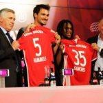 Bayern Münih yeni transferleri basına tanıttı!