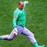 EURO 2016'ya damga vurdu milli takımı bıraktı!