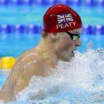 Rio'da dünya rekoru kırdı