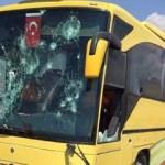 Konya'da Beşiktaşlılara saldırı