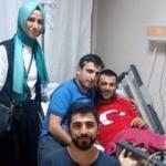 Sümeyye Erdoğan'dan anlamlı ziyaret