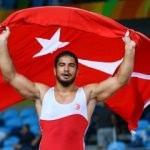 Milli güreşçimiz Rio'da tarih yazdı!