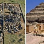 Tarihin ilk piramidi ne Mısır ne de Amerika'da...