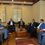 Milletvekil Kandemir'in Diyarbakır ziyareti