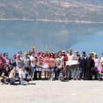 Doğaseverler Ermenek'te yürüdü