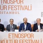 Etnospor kültür festivali başlıyor!